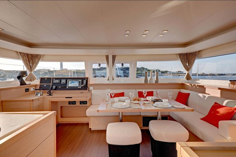 Arctic Princess interior 1